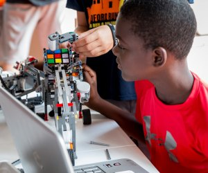 Montclair Learning Center's STEM+ Virtual Summer Camp offers small, engaging, hands-on classes with live instructors.