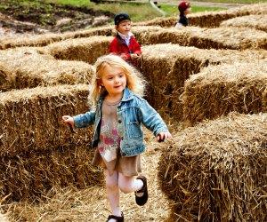 Fall Harvest Family Days. Photo courtesy of Mount Vernon