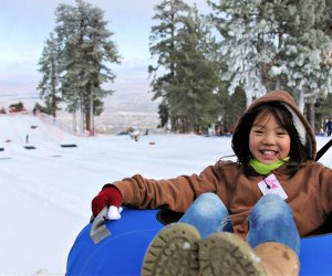 Snow fun at Yeti Snow Park. Photo courtesy of Mountain High Resort