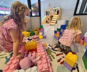 Los Angeles Restaurants Where Kids Can Play: My Little Paris
