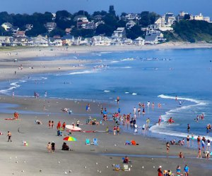 Nantasket Beach. Photo courtesy of Hull Nantasket Chamber of Commerce.