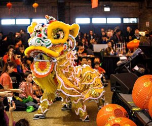 On Saturday, January 25, 2020, celebrate Chinese New Year at Navy Pier! Photo courtesy of Navy Pier