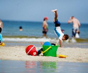 Fun in the sun! Photo by B Handelman