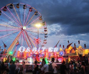 State Fair Meadowlands, the biggest fair in the NY Metro area, runs from Friday, June 18-Sunday, July 11. Photo courtesy of the fair