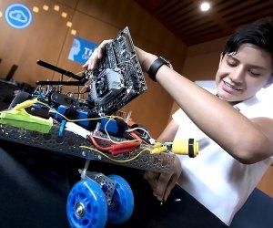 Digital Media Academy offers STEM-focused camps at top universities.