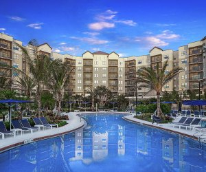 The new Orlando resort has gorgeous pools. Photo courtesy of the resort