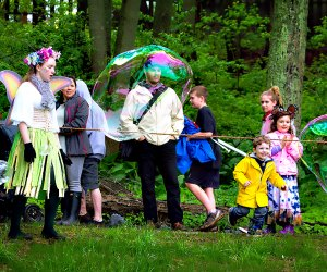 Have a fantasy-filled day at the New Jersey Renaissance Faire. Photo courtesy of the event