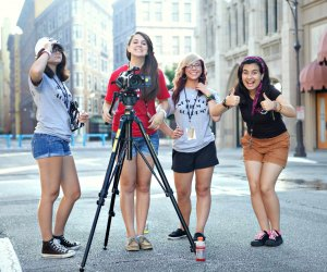 Photo courtesy of New York Film Academy Summer Camp