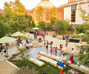 Summer Nights in the Garden, photo courtesy of the Natural History Museum of Los Angeles County