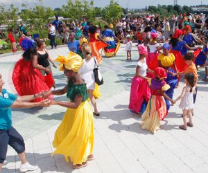 The best festivals include music and dancing! Photo courtesy of NICE Festival