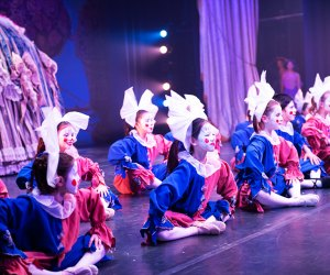 The NJ School of Ballet offers dance classes for kids in NJ