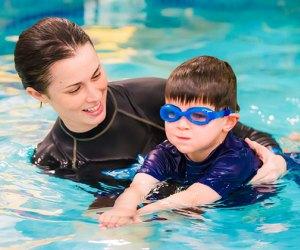 Swimming lessons at NJ Swim Schools