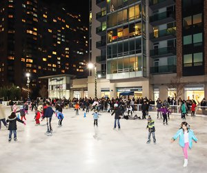 Newport Skates is a smaller rink that's perfect for kids.