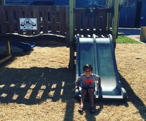 Playground at No Label Brewing Company