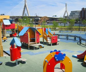 Boston-Area Playgrounds Worthy of Getting in the Car: North Point Park