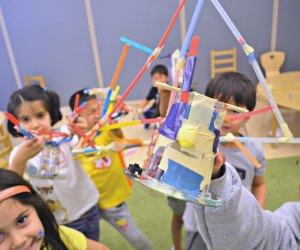 Nory STEM camps offer plenty of educational, hands on fun. Photo courtesy of NORY Stem/taken pre-pandemic