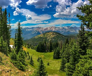 Rocky Mountain National Park is one of the most visited national parks in the country. Photo courtesy of NPS