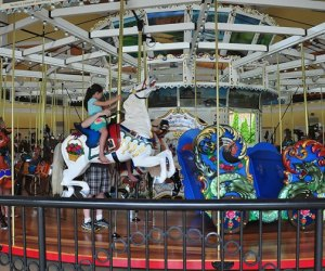 Nunley's Carousel is a Garden City standout