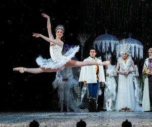 The Nutcracker choreographed by Stanton Welch and performed by the Houston Ballet/Photo courtesy of Houston Ballet