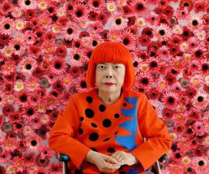 Kusama Flower Obsession