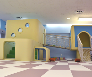 Little Bear Cafe Indoor Play Spaces Offering Private Playtimes and Rentals for Pods