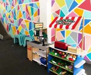 PLAY Kids Indoor Play Spaces Offering Private Playtimes and Rentals for Pods