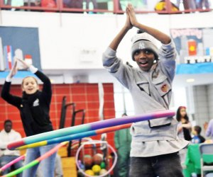 NYC's recreation centers are reopening, bringing free memberships and after-school programs. Photo courtesy of NYC parks