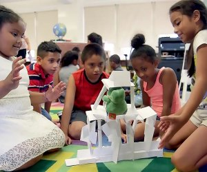 Apply Now For Nyc S Free Steam Summer Camps Mommypoppins