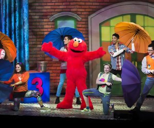 Get the party going with your preschoolers at Sesame Street Live at MSG. Photo courtesy of Sesame Street Live