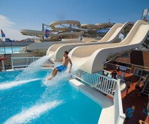OC Waterpark slides