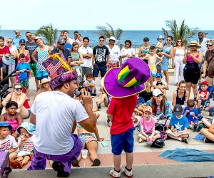 Oceanfest in Long Branch is fun and FREE! Photo courtesy of the fest