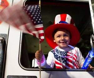 There's plenty of 4th of July fun for kids at Oceanfest! Photo courtesy of Oceanfest