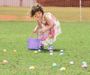 Find the golden egg in Ocoee. Photo courtesy of City of Ocoee