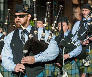 Celebrate St. Patrick's Day with bagpipes and possibly a jig. Photo courtesy of One Colorado