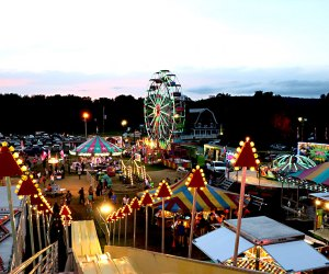 Enjoy good-ol'-fashioned fair fun at the Otisville Country Fair this weekend. Photo courtesy of the event