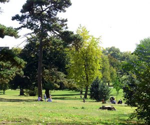 Grab a picnic and head to Owl's Head Park for the lush green grass!  Photo courtesy of NYC Parks