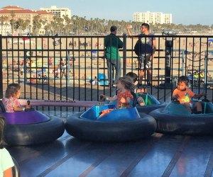 Amusement Parks for Preschoolers in and near LA: Pacific Park