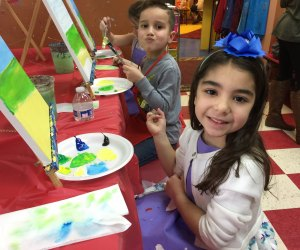 Princess Castle Art Project Kid/'s Craft Do-It-Yourself Painting Birthday Party Craft