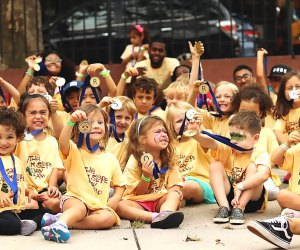 The Park Slope Day Camp offers experiences that are challenging, inspiring, and fun! Photo courtesy of the camp