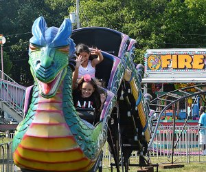 Go for a ride at the annual Passaic County Fair in Woodland Park this weekend. Photo courtesy of the fair