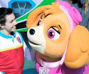 Paw Patrol Live comes to Cure Insurance Arena in Trenton on Saturday and Sunday. Photo courtesy of the production