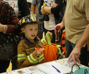 Trick or treat in a fun, safe environment this Halloween. Photo courtesy of Pearland Parks and Recreation.