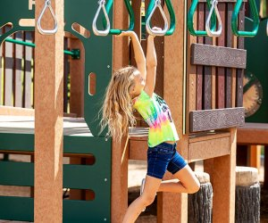 Explore the amazing parks in Pearland. Photo courtesy of Pearland Parks and Recreation