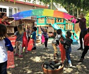 Language Immersion and Bilingual Preschools: Tivoli Rainbow Garden