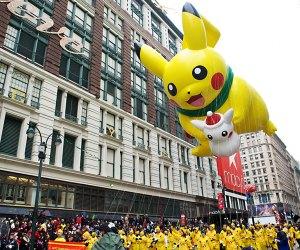 PIKACHU™ by The Pokémon Company International. Photo by Kent Miller Studios for Macy's Inc.