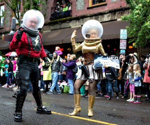 Enjoy out-of-this-world festivities when Main Street closes down and the Pine Bush UFO Fair begins!  Photo courtesy of the fair