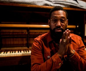 Maroon 5 keyboardist PJ Morton Celebrate Martin Luther King Jr. Day With Kids at These NYC Events