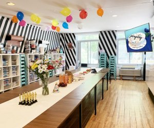 Playday offers creative birthday parties at its Brooklyn and Queens locations that can be customized to your birthday kid's interest.