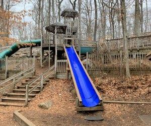 Stamford Museum & Nature Center playground
