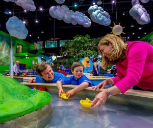 The Crayola Experience in Easton, PA, is worth a trip across state lines. Photo courtesy of the venue
